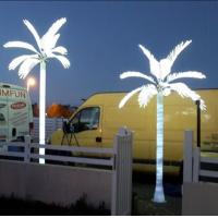 Wholesale palm tree lamp outdoor from china suppliers