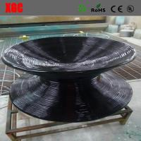 Wholesale Funny Fiberglass Gyro Top Chair Outdoor Coffee Lazy Chair Patio Fiberglass Leisure Gyro Chair from china suppliers