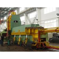 Quality High Productivity Hydraulic Metal Scrap Baler Machine Bale Size 650*550 mm for sale