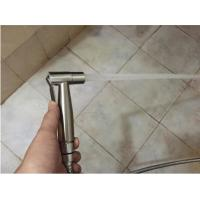 Wholesale Detachable Wall Mounted Bidet Spray , Toilet Washer Spray Water Saving from china suppliers