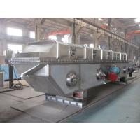 Wholesale Vibrating Fluid Bed Dryer Machine For Pharmaceutical Indoor Application Drawbench Polish from china suppliers