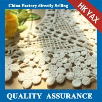 Wholesale Lace fabric floral pattern, floral lace fabric for garment,cotton floral lace fabric from china suppliers