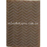 Wholesale Hardness Rubber Soling Sheet , No Deformation Shoe Sole Rubber Material from china suppliers