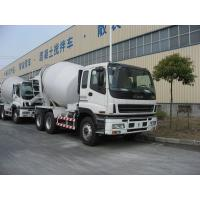 Wholesale ISUZU 8CBM , 9CBM ,10CBM Concrete Mixer Trucks Vehicle 6x4 HZZ5256GJB from china suppliers