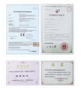 Ruian Zhenghao international trade co.,ltd Certifications