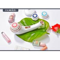 Wholesale Multi - Speed Mooskin Power Facial Cleanser Sonic Cleaning Brush With 14 Foaming Pads from china suppliers