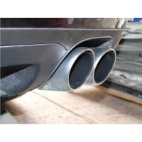 Wholesale Porsche Cayenne 2011 Spare Parts Automobile , Steel Sport Type Exhaust Pipe from china suppliers