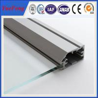Wholesale factory aluminium glass door frame profile, aluminium bathroom doors, aluminium door frame from china suppliers