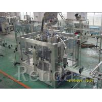 Wholesale 750ml 2000 BPH Beer Filling Machine , CE Beer Canning Equipment SUS304 380V from china suppliers