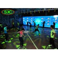 Wholesale Strong dance display carrying capacity/P8.928 LED Tile Screen Led Dance Floor from china suppliers