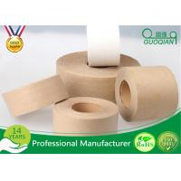 Wholesale Customized Brown Kraft Paper Box Sealing Tape Water Proof Gummed Tape from china suppliers