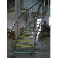 Wholesale Indoor Integrated Staircase with Engineering Modern Design (SJ-850) from china suppliers