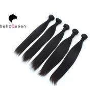 Wholesale Fashion Straight 6A Remy Hair Weave , 100 Human Hair Extensions No Tangle from china suppliers