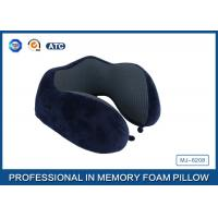 Quality China supplier new style U shape memory foam neck travel pillow for sale