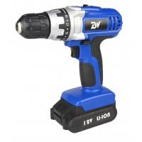 Wholesale Lithium Power Tools DIY Cordless Electric Drill Driver 12 Volt / 14.4v with Li-ion 1.3Ah Battery from china suppliers