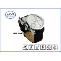 Wholesale GSM Quad Band  GPS Wrist Watch Tracker With Swiss Movt 9T13  , UBX-G6010  And Bluetooth from china suppliers