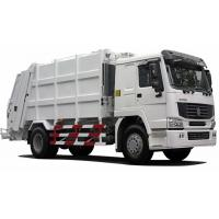 Wholesale International Back Loader Garbage Truck / Compactor Garbage Collection Vehicles from china suppliers