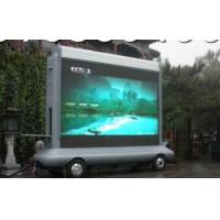 Wholesale Electronic P10 IP65 1 R,1G,1B 5000K Led Truck Mobile Billboard Screens For Advertising from china suppliers