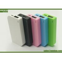 Wholesale Gift Lithium Polymer 2000mAh Battery Mobile Portable Power Bank 11 * 40 * 80mm from china suppliers
