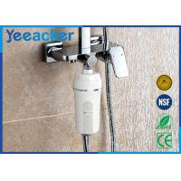 Quality Household Skin And Hair Care Shower Water Filter Size 86 mm x 86 mm x 210 mm for sale