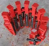 Wholesale Varco Type DCS Drill Collar Slips and Slip Insert Circular Buttons from china suppliers