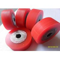 Wholesale Industrial Polyurethane Rollers Wheels Machinery Accessories Polyurethane Wheels from china suppliers