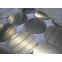 Buy cheap 1050 1060 3003 DC / CC Aluminium Disc Cookware Utensils Basin Aluminum Disk with thickness 0.5mm to 3mm from wholesalers