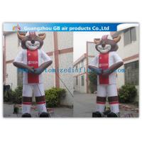 Wholesale High Outdoor Inflatable Advertising Cartoon , Promotion Inflatable Animals For Adidas from china suppliers