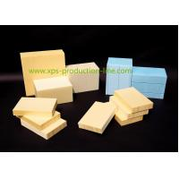 Wholesale Extruded CFC / HCFC / HFC Free XPS Foam Board Thermal Insulation Sheets from china suppliers