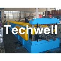 Wholesale 0.8-1.5mm Steel Deck Roll Forming Machine For Floor Decking Sheets from china suppliers