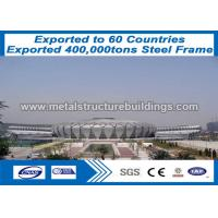 Buy cheap light metal framing and Steel Frame Structure muti-floor to Cairo customer from wholesalers