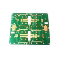 Buy cheap Custom 4 Layer HDI 0.508MM Rogers PCB In Immersion Gold Surface from wholesalers