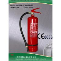 Buy cheap CE approved ABC powder fire extinguisher 4kg from wholesalers