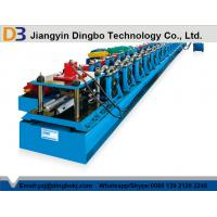 Wholesale Automatic Guardrail Fishtail Molding Equipment Guardrail Roll Forming Machine from china suppliers