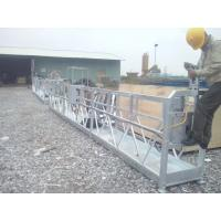 Wholesale suspended rope platform/electric cradle/gondola platform/electric suspended scaffolds from china suppliers