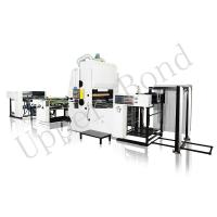 Wholesale 8.5T Vertical Laminating Automatic Foil Stamping Machine for BOPP Film from china suppliers