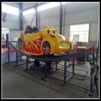Wholesale Attractive hot amusement park mini car kids flying car for sale from china suppliers