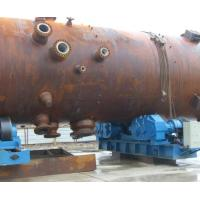 Wholesale Vessel Tank Rotator Max Loading 500 Tons 2 reducers Forged Metal wheels from china suppliers