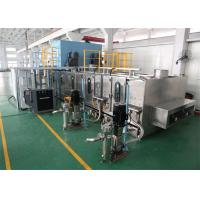 Wholesale Bus Curved Glass Cleaning Equipment Bend Glass Washer Machine from china suppliers