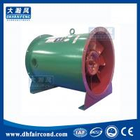 Wholesale DHF HTF fire protection ventilation fans Fire-fighting smoke exhaust axial flow fan with high temperature from china suppliers