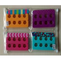 Wholesale Reusable Colorful Fake Nails manicure Kit , Nail File With Toe Dividers Kits from china suppliers