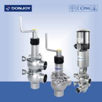 Wholesale Manual pneumatic valve with actuator , high pressure valves from china suppliers