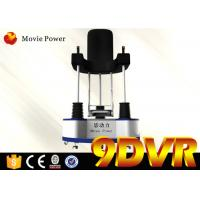 Wholesale Amusement Park 9d Standing Up Vr  Cinema From Movie Power  for Sales from china suppliers