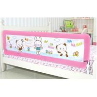 Wholesale Children Adjustable Baby Bed Rails Lovely Cartoon With Woven Net from china suppliers