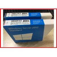 Wholesale Windows server 2012 standard 5cals Genuine Key License 64bit DVD Lifetime guarantee from china suppliers
