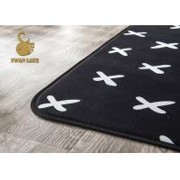 Buy cheap Floor Protection Modern Floor Rugs Wear Resistant No Shedding / No Shrinking from wholesalers