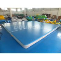 Wholesale Good Airtightness Inflatable Air Tumble Track / Inflatable Gym Mats from china suppliers