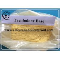 Wholesale Homebrewing steroids Trenbolone Base Anabolic Steroid Hormones CAS 10161-33-8 from china suppliers