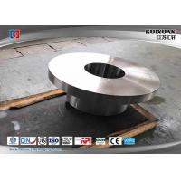 Quality 18CrNiMo7-6 LF EF VD Coupling Forged Steel Flanges Rough Machined for sale