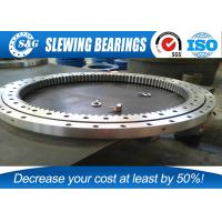 Wholesale Large Load Capacity Rotek Slewing Ring For Komatsu PC228 , No Gear from china suppliers